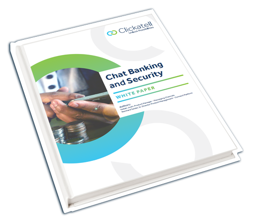 Chat Banking and Security