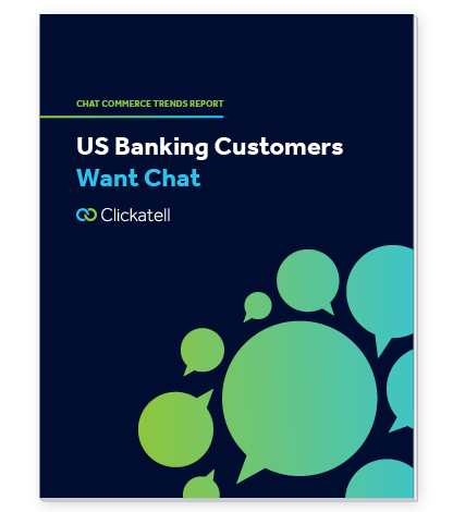 U.S. Consumers Want to Bank in Chat