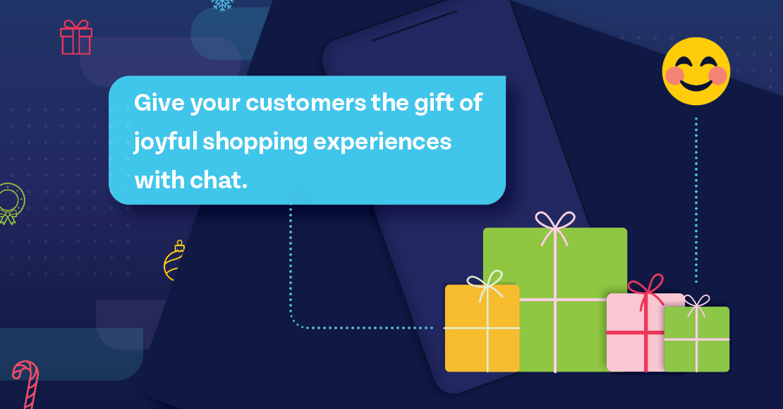 Bring on the Holidays with Chat Commerce: Q3 Product Wrap